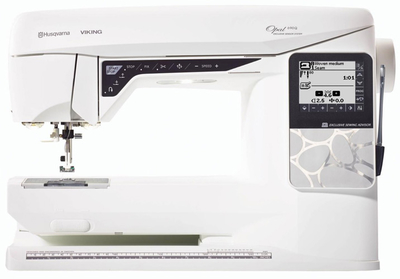 Husqvarna Viking Opal 690Q Display Model Sewing Machine