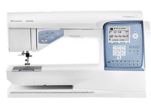 husqvarna viking sewing: