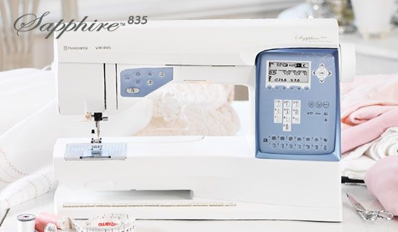 husqvarna sewing machines:
