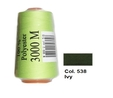 Ivy Overlocking Thread 3000m Sewing Thread
