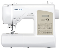 Jaguar DQS 377 Computerised Sewing Machine. FREE Deluxe Table, Quilt Feet Set & 50 Threads worth over £260