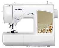 Jaguar DQS 405 Computerised Sewing Machine.