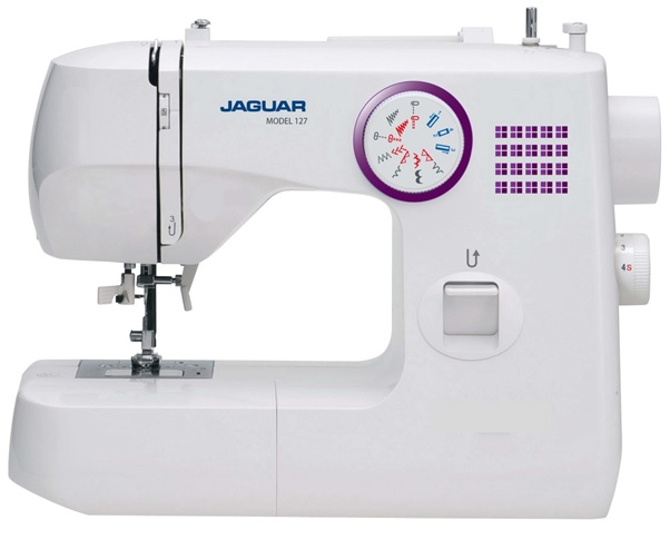 mini jaguar sewing machine
