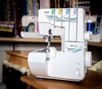 Novum Supa Lock 486 Overlocker. Normally £329. Save £80 + Free 5 Foot Set & 50 Threads worth £198 Overlocker 2