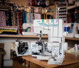 Novum Supa Lock 486 Overlocker. Normally £329. Save £80 + Free 5 Foot Set & 50 Threads worth £198 Overlocker 4