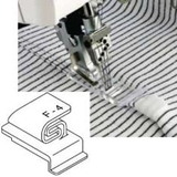 Janome 1200D Overlocker Felling Guide F-4