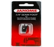 Janome 1/4 Inch Seam Sewing Foot Category A Janome Category A 2
