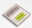 Janome 1600 / HD9 HLX5 Needles, Size 11 - pack of 10