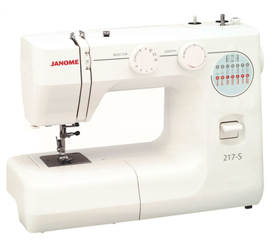Janome 217-S Sewing Machine