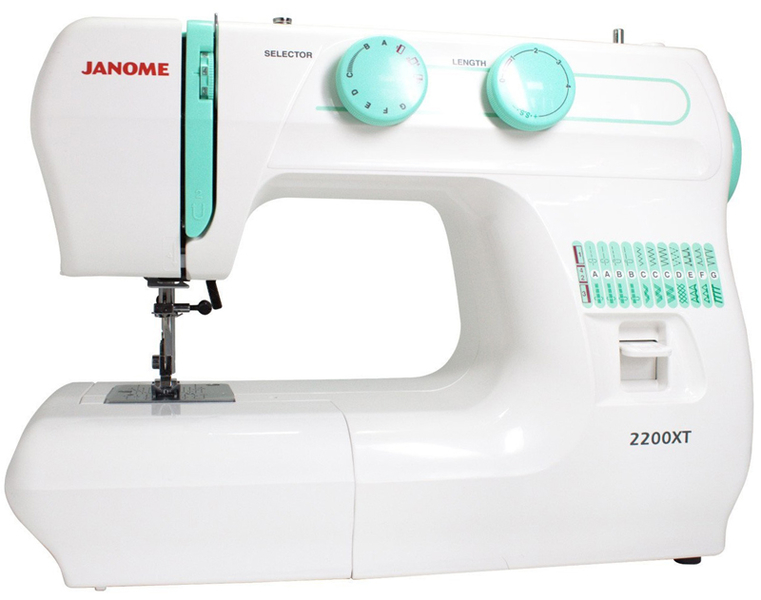 Janome 2200XT Sewing Machine Sewing Machine