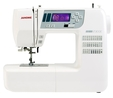 Janome 230DC Computerised Sewing Machine. Plus Extra Wide Table Included Sewing Machine