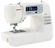 Janome 230DC Computerised Sewing Machine. Plus Extra Wide Table Included. Was £349, Save £50. Sewing Machine 2