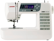 Janome 360DC Computerised Sewing Machine. Plus Extra Wide Table Included.
