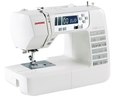 Janome 360DC Computerised Sewing Machine. Plus Extra Wide Table Included Sewing Machine 2