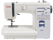 Janome 423S Sewing Machine. Was £299, Save £30.