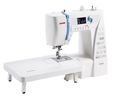 Janome 5060 QDC Computerised Sewing Machine Plus Wide Table Included  Sewing Machine 4