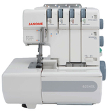 Janome 6234XL Overlocker. Great British Sewing Bee Model.