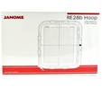 Janome 864403009 | RE28B Rectangular Hoop 200x280mm