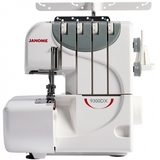 Janome 9300DX Overlocker Classroom Model. FREE Thread Pack Included, PLUS Free Gathering Attachment Worth £25