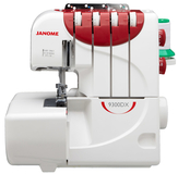 Janome 9300DX Overlocker PLUS Free Gathering Attachment Worth £25