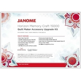 Janome Accessory Upgrade Kit To MC15000 Quilt Maker