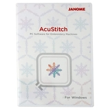 Janome Acustitch Software (For Windows)