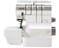 Janome AirThread 2000D Professional Overlocker. Was £899, Save £150. FREE Madeira Threads Worth £86.