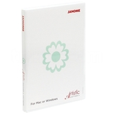 Janome Artistic Digitizer JR Software (For Windows & Mac)