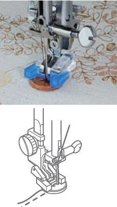 Janome Button Sewing Foot (Cat B)