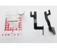 Janome Clear View Quilting Foot & Guide Set OV (Cat D)