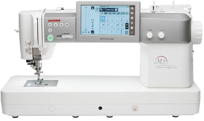 Janome Continental M7 Professional Sewing Machine