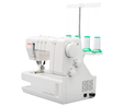 Janome CoverPro 2000 CPX Coverstitch Classroom Model. FREE Thread Pack Included. Cover Hem 6
