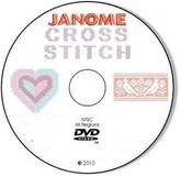 Janome Cross Stitch - Digitzer MBX V4.0 CD