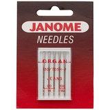 Janome Denim Needles 15X1DE Mixed Size 90 & 100