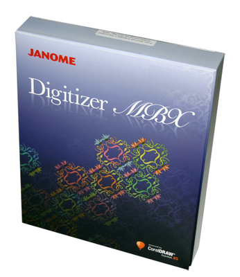 Janome Digitizer Upgrade From Pro to MBX V4.0  Software