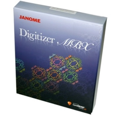Janome Digitizer MBX V4.0  Software