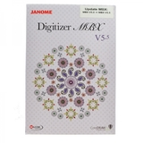 Janome Digitizer Upgrade From MBX 5 to MBX V5.5