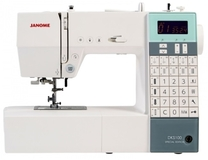 Janome DKS100 Special Edition Computerised Sewing Machine. Was £529, Save £50.