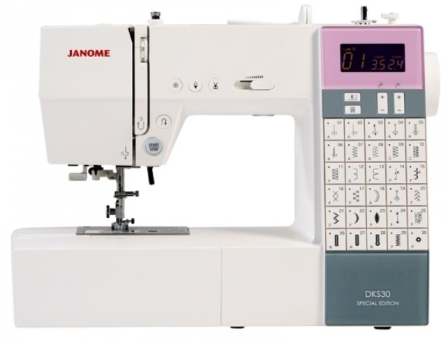 Janome DKS30 Special Edition Computerised Sewing Machine Sewing Machine