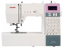 Janome DKS30 Special Edition Computerised Sewing Machine. Was £479, Save £50.