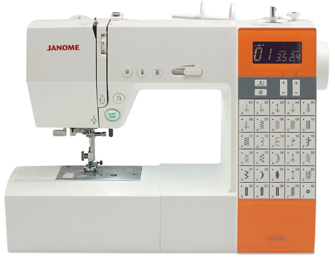Janome DKS30 Sewing Machine Sewing Machine