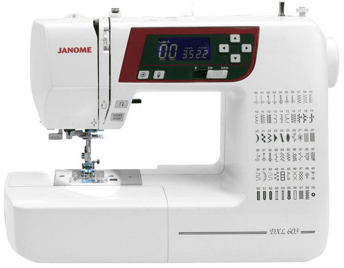 Janome DXL603