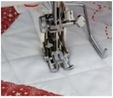 Janome Even Feed Foot with Quilters Guide (Cat B)