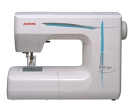 Janome FM 725 Embellisher. Save £50. Free Extension Table & Needle Set worth over £100. Limited Offer