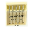 Janome HA 15X1 Standard Assorted Needles Sewing Machine Needle