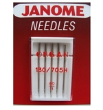 Janome HA 15X1 Standard Needles Size 80