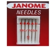 Janome HA 15X1 Standard Needles Size 90 Sewing Machine Needle