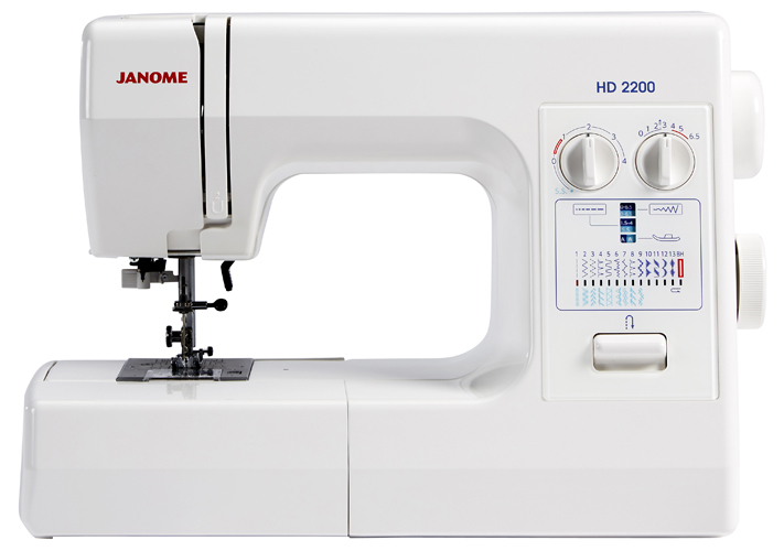 janome sewing machine for