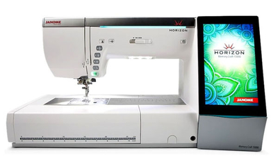 Janome Horizon Memory Craft 15000 Ex Demonstrator