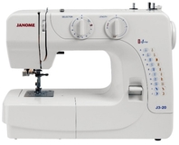 Janome J3-20 Sewing Machine. Normally £199, Save £20.